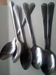 Ложки столовые лот 6шт, фото №3