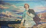 """Одесса,1954г, НХ """"Навстречу жизни"""", х.м.,50*80см, фото №2"""