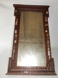 Рама от старинного зеркала 2094, фото №2