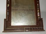 Рама от старинного зеркала 2094, фото №4