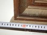 Рама от старинного зеркала 2094, фото №6