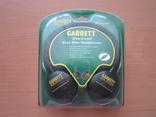 Наушники Garrett ClearSound Easy Stow Headphones с регулятором громкости photo 1