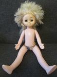 Кукла СССР 52см с длинными волосами., фото №2