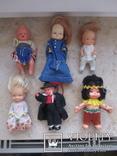 6 маленьких кукол одним лотом., фото №3