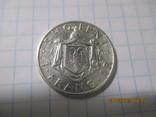 1 франг 1935 год Албания