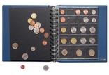 Альбом для монет Penny Linder 1103 MY-B синий