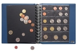Альбом для монет Penny Linder 1103 MY-B синий фото 1