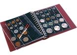 Альбом для монет Penny Linder 1103 MY-W красный