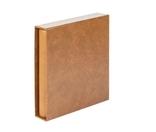 Комплект Linder 1106Е-H. Монетный альбом Classic система Karat. Коричневый. фото 2