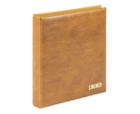 Комплект Linder 1106Е-H. Монетный альбом Classic система Karat. Коричневый. фото 3