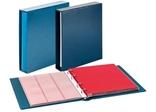 Комплект Linder 1106Е-B. Монетный альбом Classic система Karat. Синий.