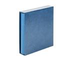 Комплект Linder 1106Е-B. Монетный альбом Classic система Karat. Синий. фото 2