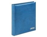 Комплект Linder 1106Е-B. Монетный альбом Classic система Karat. Синий. фото 3