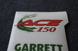 Наклейки Garrett ACE 150, фото №4