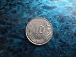 10 центов 1982 Сингапур UNC     (10.9.2)~, фото №4