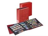 Комплект Multi Collect, Lindner 1302. Состоит из папки-переплёта Regular и защ. кассеты. фото 2