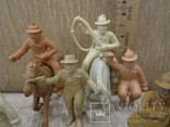 Ковбои Чабби 1952г. пр-во США оригинал 8 шт., фото №4