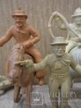 Ковбои Чабби 1952г. пр-во США оригинал 8 шт., фото №8