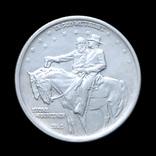 50 Центов 1925 Мемориал Стоун-Маунтин, США