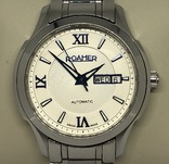 Часы швейцарские Roamer photo 1
