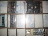 Аудиокассеты тяжелый рок зарубежного и отечественного 129 шт, фото №10