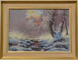 Ласло Неогради (Laszlo Neogrady) 1896-1962 / масло photo 1