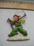 Лыжник ГДР, фото №2