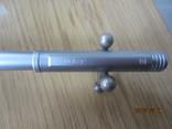 Перьевая ручка Сенатор Германия хром Металл, фото №4