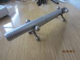 Перьевая ручка Сенатор Германия хром Металл, фото №7