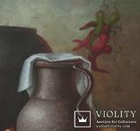 """""""Сало"""" 40x50 полотно, олія photo 4"""