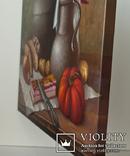 """""""Сало"""" 40x50 полотно, олія photo 11"""