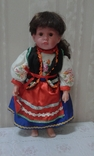 Кукла в национальном наряде