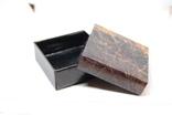 Коробочка для украшений. 68х68х25мм, фото №2
