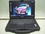 Ноутбук Panasonic Toughbook CF53 Intel Core i5,SSD 250 Гб, фото №2