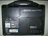 Ноутбук Panasonic Toughbook CF53 Intel Core i5,SSD 250 Гб, фото №8