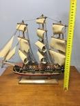 Модель корабля Bergantin, фото №3