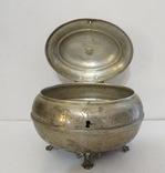 Серебряная шкатулка, Австрия, 70-ые годы XIX ст., фото №5