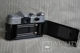 Фотоаппарат Зенит ВЭ-2, № 000189, выпуск 1975 год., фото №8