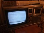 Sharp Комбайн 3 в одном Телевызор-Радио Касетник