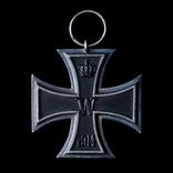 Железный Крест 2 Класса 1914, Германия клеймо Z
