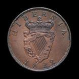 1 Пенни 1822 Георг ІV, Ирландия
