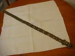 Османский пояс из серебра, фото №8