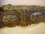 Османский пояс из серебра, фото №12