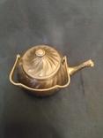 Чайник Латунь Вес 400 грам photo 3