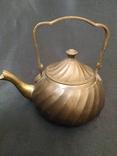 Чайник Латунь Вес 400 грам photo 1