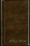 """Карманный альбом. Фирма """"Shulhs"""" 815-D. Тёмно-коричневый."""