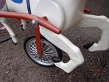Лошадка (велосипед) педальная., фото №8