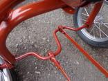 Лошадка (велосипед) педальная., фото №10