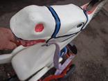 Лошадка (велосипед) педальная., фото №13