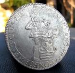 Сільвер дукат 1761 р. Зеландія photo 2